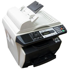 multifunction device - copy, fax, print, scan